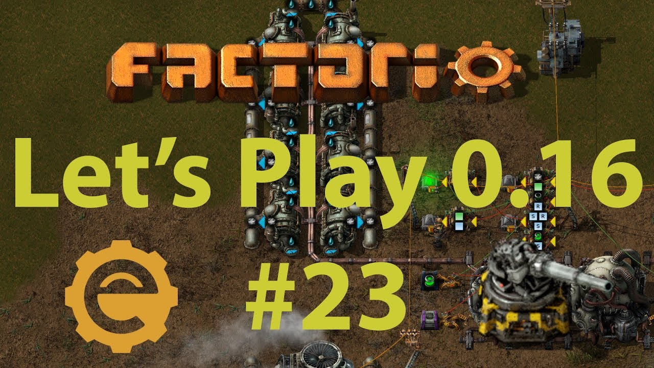 Factorio 016 lets play 23 setting up nuclear power youtube factorio 016 lets play 23 setting up nuclear power malvernweather Choice Image