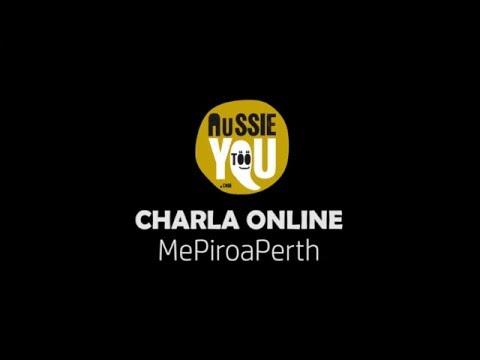 Charla: estudiar y trabajar en Perth
