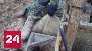 Спецназ предоставил уникальные кадры антинаркотической операции в Афганистане