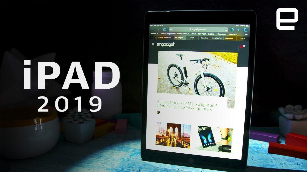 Apple iPad (2019) review
