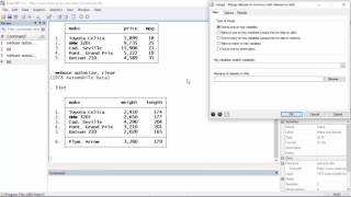Data management: How to merge files into a single dataset
