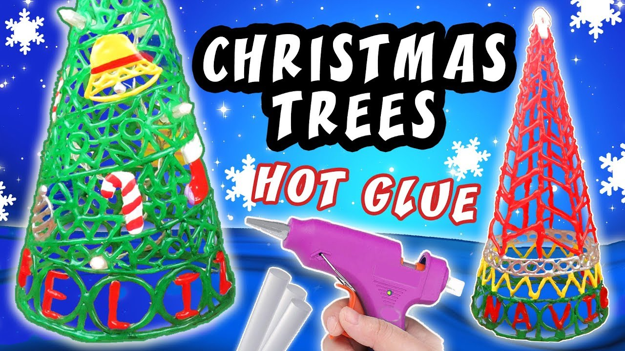 hot new craft ideas diy trees with glue craft 4711