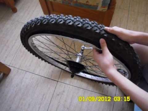 Tutorial como pintar las llantas de la bici youtube - Pintar llantas bici ...
