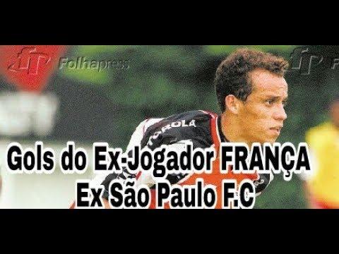 GOLS DO EX JOGADOR FRANÇA PELO SÃO PAULO