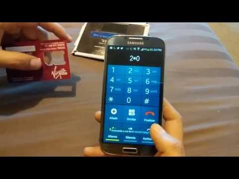 Virgin Mobile Mexico SIM card llego operador nuevo a MEXICO unbox