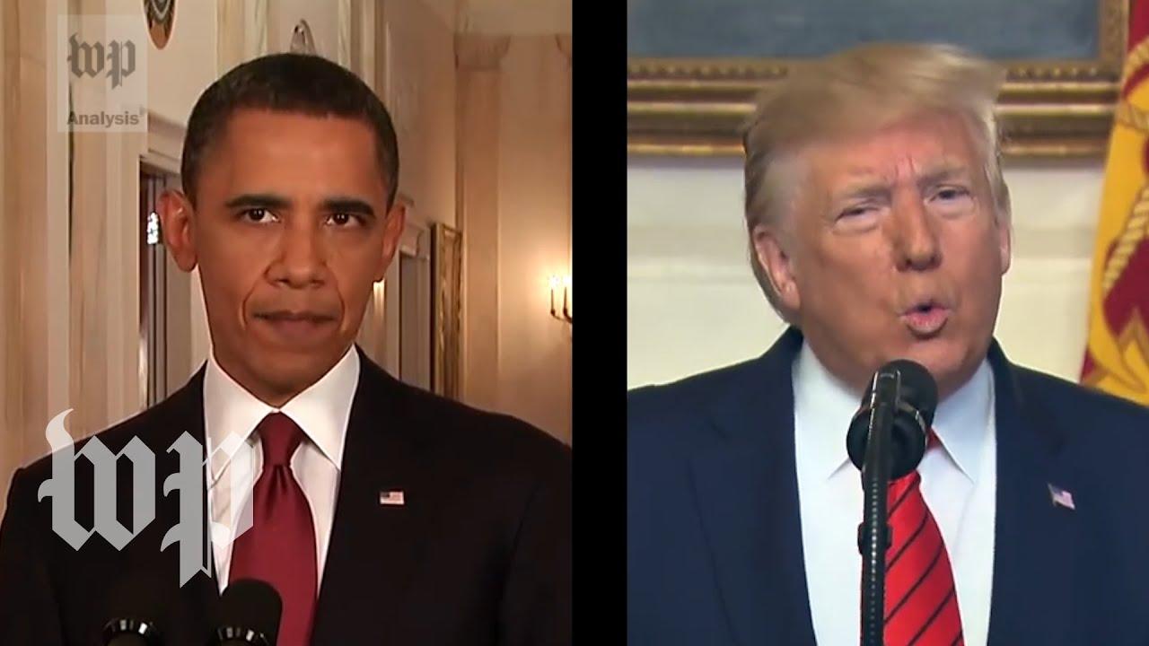 Ամենուրեք փոշի էր, Օբաման 8 տարի նախագահ էր, և նա մեկ անգամ ոտք չի դրել այդտեղ.ինչպե՞ս կարող է մարդ ունենա լավ բունկեր ու չվայելել