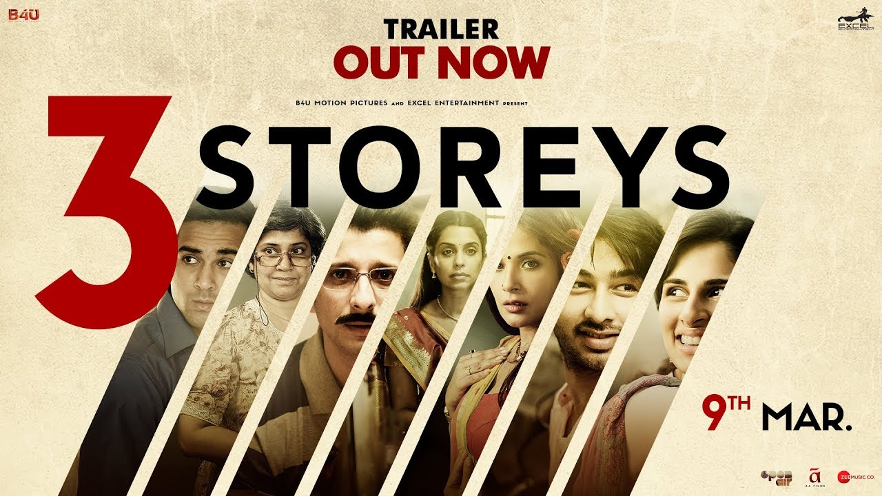 3 Storeys Hindi Movie Download HD CAM 700MB 2018