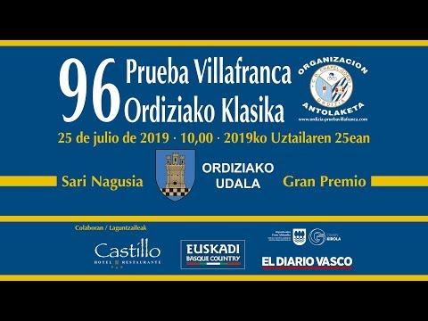 Prueba Villafranca / Ordiziako Klasika