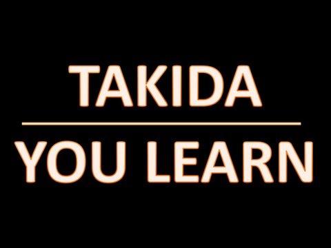 you learn takida