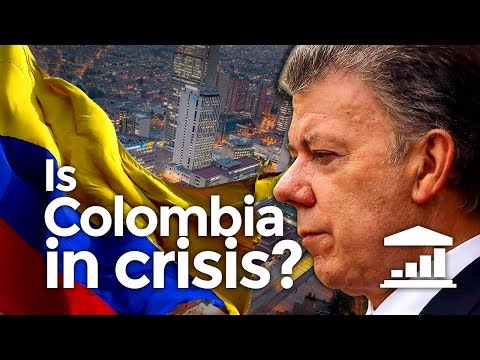 Why is not COLOMBIA The Greatest Latin American Power? - VisualPolitik EN