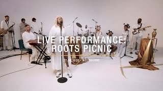 Sampa The Great - Lİve Performance: R๐๐ts Picnic