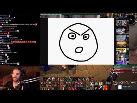 Asmongold Reacts To Onyxia Wipe Animation (RE HOST)
