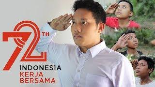 Tanah Air - Ridho Muhammad X Rapper Bunot ( Indonesia Kerja Bersama )