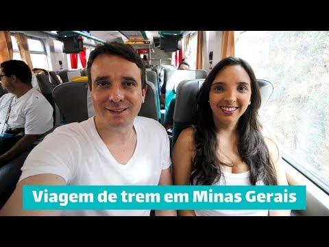 🚆 Viagem De Trem De BH P/ Barão De Cocais, Catas Altas, Santa Bárbara E Caraça INSCREVA-SE NO CANAL