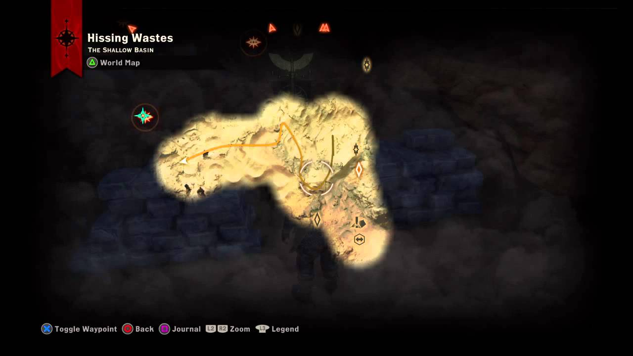 Dragon age inquisition hissing wastes quarry location 2 of 2 youtube