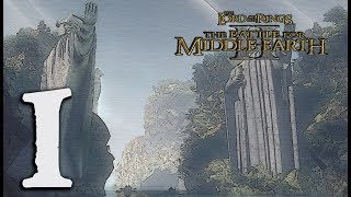 The Battle for Middle-Earth II: War of the Ring Walkthrough HD - Isengard - Part 1 [Army: Men]