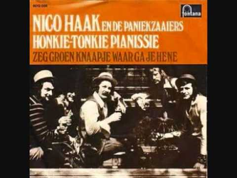 Nico Haak & Paniekzaaiers Honkie Tonkie Pianissie