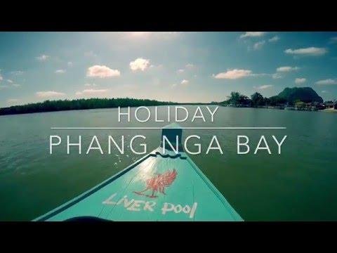 Phang Nga Bay Cruise : Jan 2016