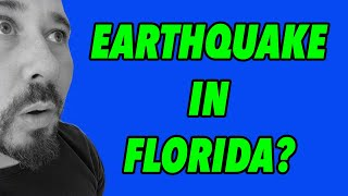 MYSTERIOUS Earthquake In South Florida! #2021-14