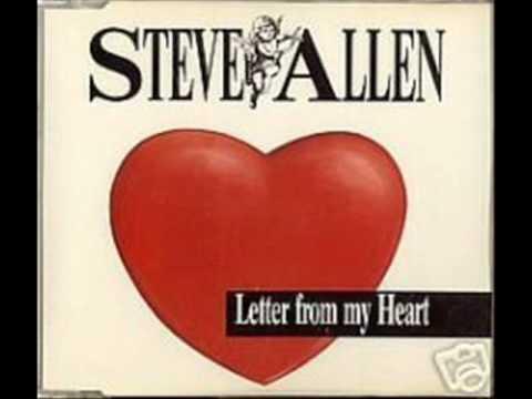 Steve allen letter from my heart