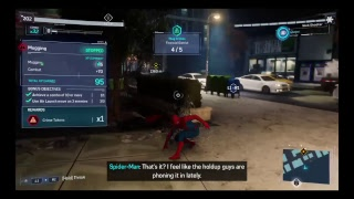 Spider-Man PS4  pt. 2 Somebody's Gotta Clean the Mess Up