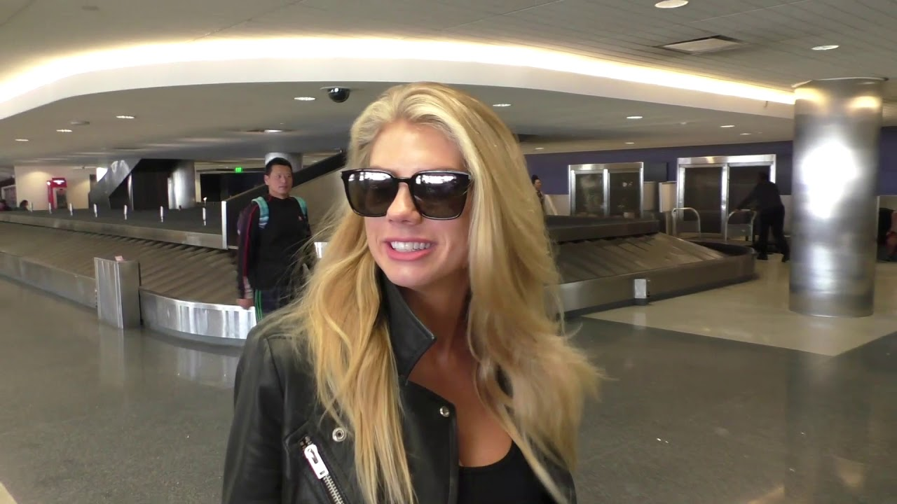 Charlotte McKinney talks about Abigail Ratchford In And
