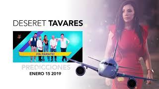DESASTRE EN EL AIRE - HURACANES Y TEMBLOR EN MEXICO PREDICCIONES 2019 - Deseret Tavares
