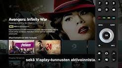 DNA TV Hubin ohjeet: Viaplayn käyttöönotto – Uusi DNA TV