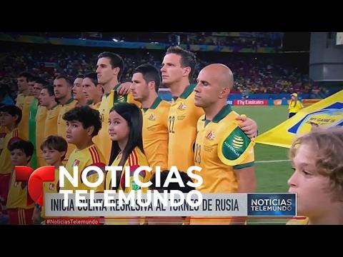A cuatro meses de la Copa FIFA Confederaciones en Rusia | Noticiero | Noticias Telemundo