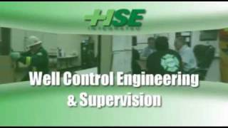 HSE Integrated Well Control Services