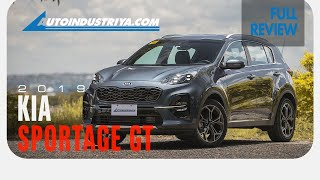 2019 Kia Sportage 2.0 GT Line 4x2 - Full Review