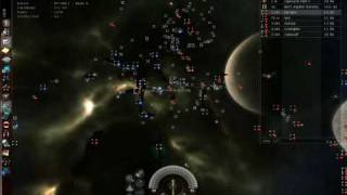 Eve-Online: Capital Fight! (Red Aliance -vs- E.R.A.)