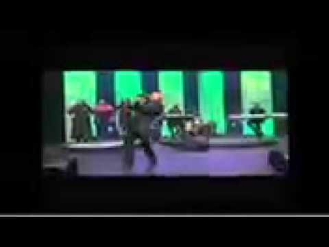 James Okon live DVD recording with PS Benjamin Dube