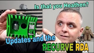 Let's talk about the Recurve rda by Mike Vapes - Channel Updates