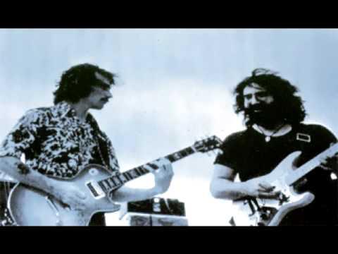 Grateful Dead & Allman Bros ☮ Not Fade Away, 6-10-73