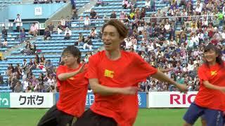 10月7日、「ダンスで日本を元気に!夢の課外授業中学生Rising Sun Proje...