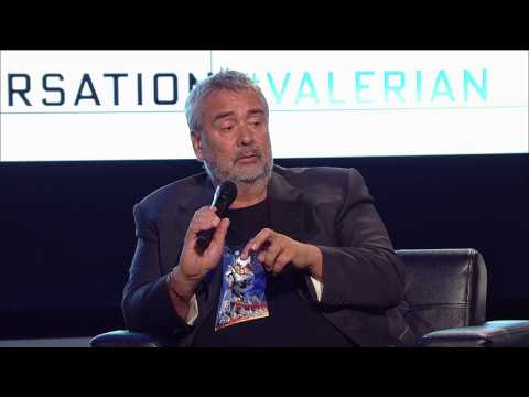 Luc Besson Q&A  YouTube Space LA  On Breaking In...