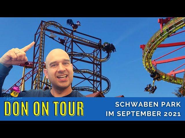 Impressionen aus dem Schwaben Park l Don on Tour l Feel Good Video l September 2021