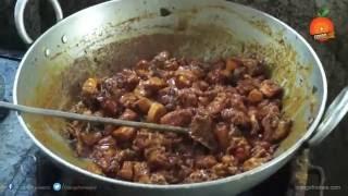 How to Make Chicken Curry - కోడి కూర ఎలా తయారు చెయ్యాలి ? | South Indian Recipes