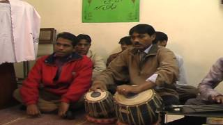 Pakistan Islamabad Christians singing during Christmas