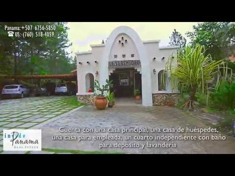 Beautiful Circular Home For Sale in Altos Del Maria, Panama Real Estate
