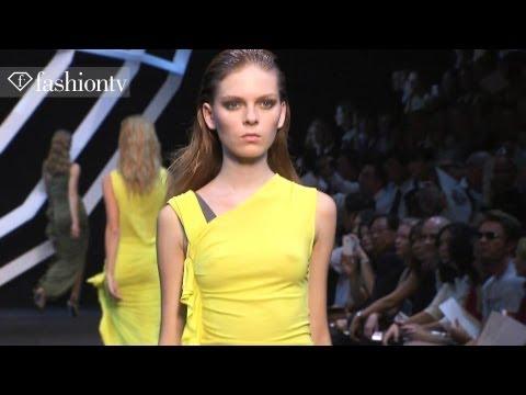 Guy Laroche Runway Show - Paris Fashion Week Spring 2012 PFW | FashionTV - FTV