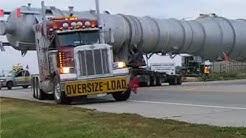 pilotcar.tv™ - Refractor Vessel Superload Frog Truck Escort McCook NE