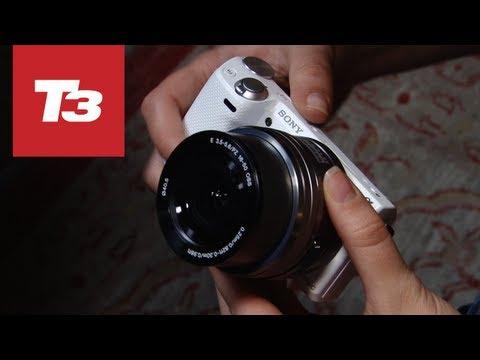 Sony NEX-5T hands-on