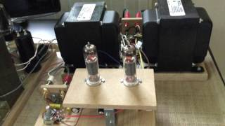 Gambar cover ECL82 Single ended ultra linear amplifier