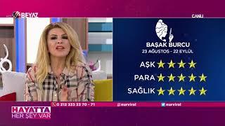 Haftalık BAŞAK burç yorumları 7 Mayıs - 13 Mayıs 2018 / Nuray Sayarı HD