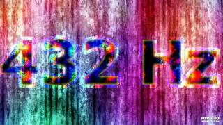 432 Hz tone DNA repair, clearing chakra and aura Binaural Beats