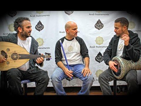 Arab Instruments Trio - Rast Dulab