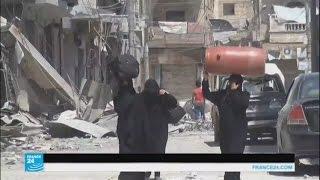 سوريا: المدنيون في منبج يحاولون لملة جراحهم والعودة لحياتهم الطبيعية