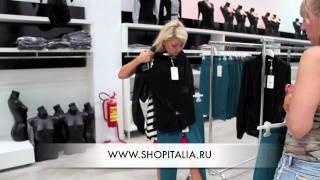 видео: Center Gross Bologna оптовые склады одежды www.shopitalia.ru